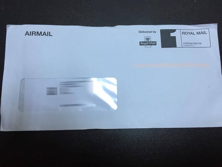 advcash plastic card mail